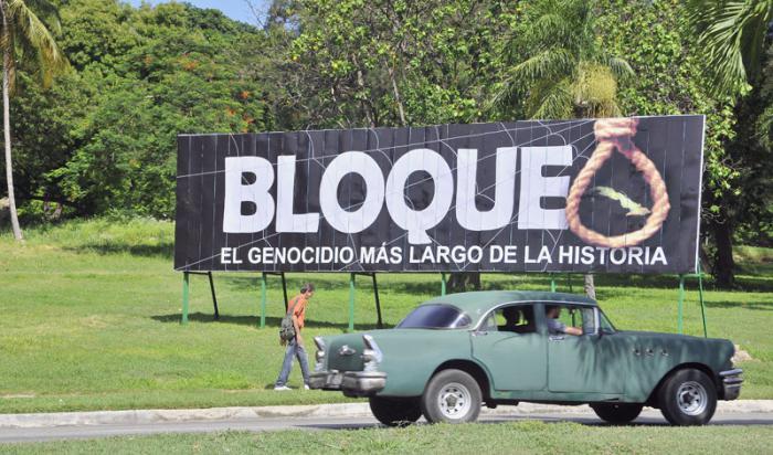 El verdadero bloqueo que sufren los habitantes de Cuba