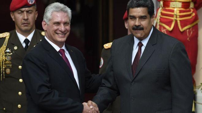 Maduro vs Guaidó: qué se juega Cuba en la crisis política de Venezuela