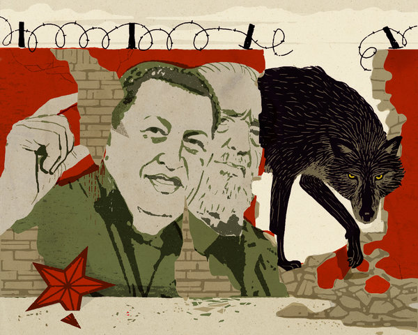 Cuba y Venezuela: adiós, revoluciones