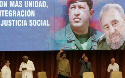 Venezuela, sucursal de la Cuba castrista