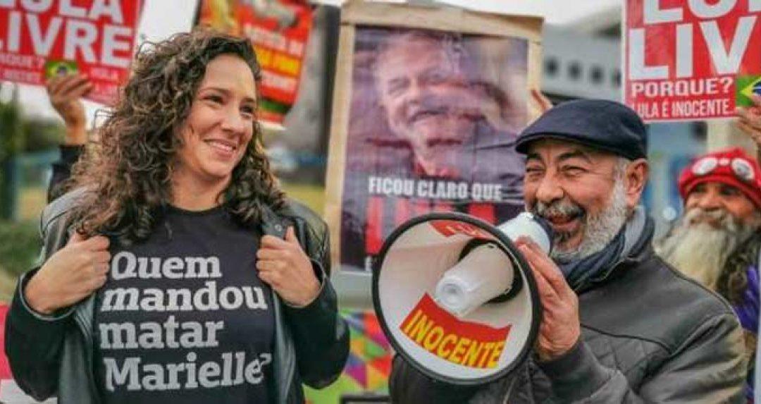 Padura, Lula y el megáfono