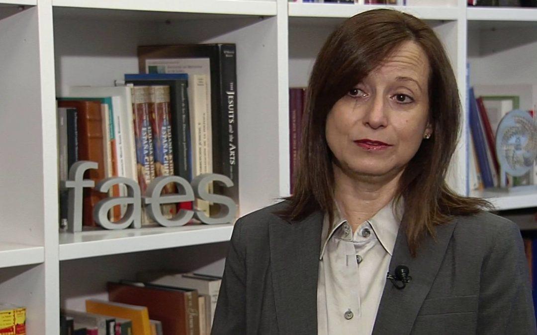"""María Werlau: """"Cuba ha sido un pulpo que ha tomado control de todo en Venezuela"""""""