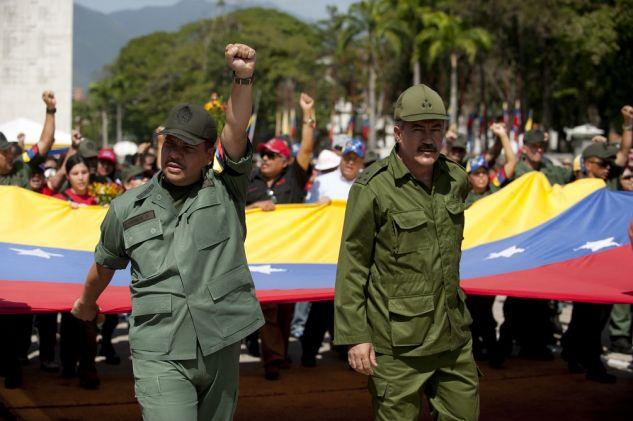 Fuerzas Armadas cubanas toman el control en Venezuela