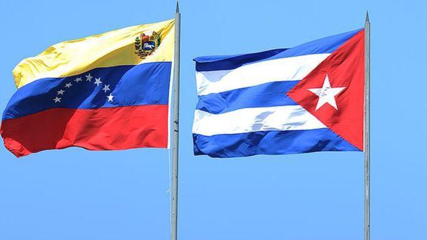 Gobernación de Cuba por Venezuela