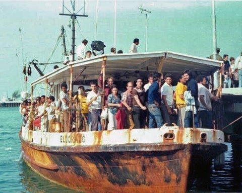 Éxodos revolucionarios: 40 años de Mariel